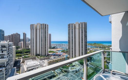 ala moana condominium vacation rental